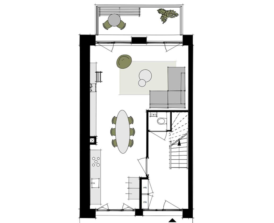 Dockside-appartementen-alkmaar-indeling-plattegrond-150m2-a1-1